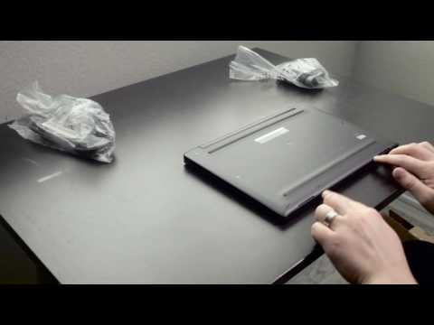 Dell Latitude 13 7370 Unboxing