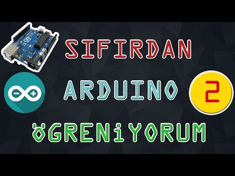 Dijital/Analog Pinler ve Led Parlaklık Kontrolü - Sıfırdan Arduino Öğreniyoum #2