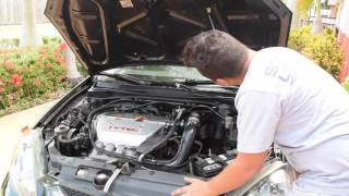 2003 Rsx Type S Engine Bay Cleaning/Detailing - YouTube | Acura Rsx Engine Bay Diagram |  | YouTube