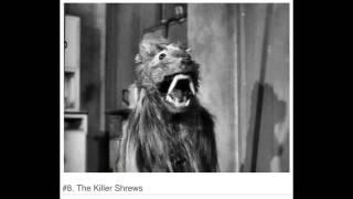 Top 20 Worst Movie Monsters