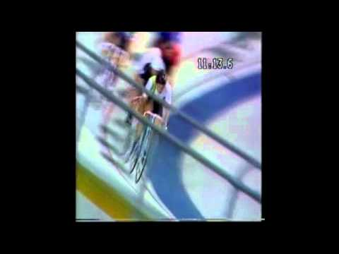1982 Commonwealth games scratch race