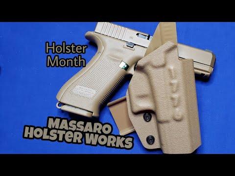Massaro Holster Works: Holster Month Finale