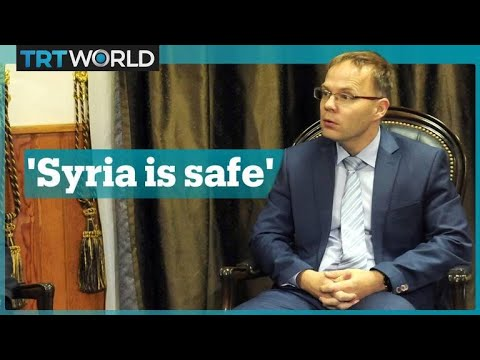 German politician believes 'Syria is safe'