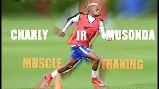 Charly Musonda: A Footballers Gym Workout?       Prt 10