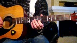 Цыганочка с выходом  СОЛО на гитаре (урок-4)