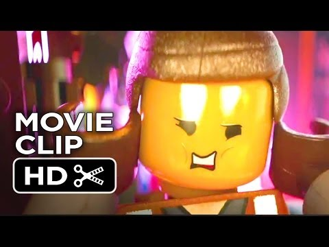 The Lego Movie CLIP - We Are Entering Your Mind (2014) - Chris Pratt, Will Ferrell Movie HD
