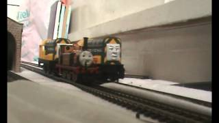The Case of the Missing Engines trailer (Instrumental)