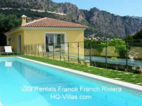 Luxury Vacation Rentals France