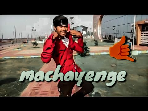 Machayenge Song Dance Cover_urbhan Choreography...in Mahindra Pk Performance