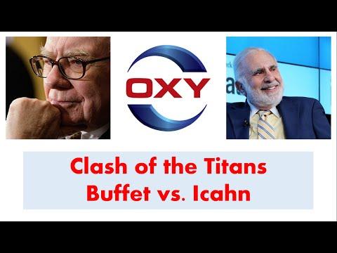 OXY's Clash of the Billionaire Titans (Occidental)