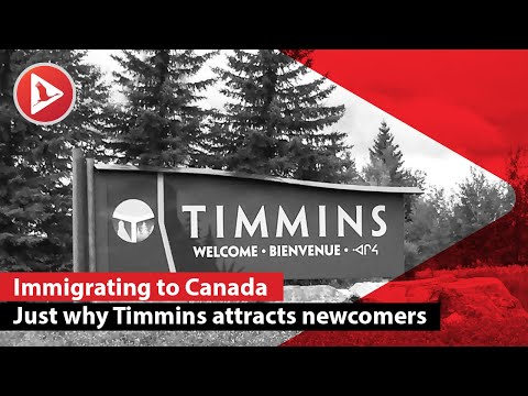 Here's Why Newcomers To Canada Can Consider Settling In Timmins