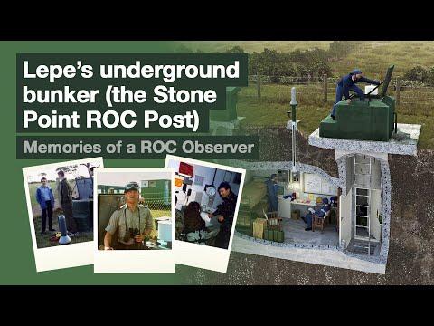 Lepe ROC Post (Stone Point Bunker): ROC Observer Interview