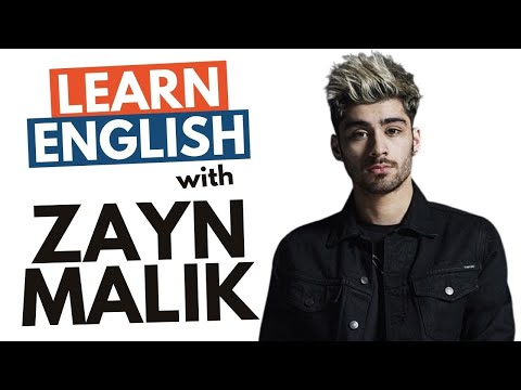 Learn Zayn Malik's British English Accent | Yorkshire Accent