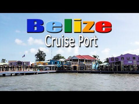 Belize Cruise Port | Shopping and Lunch