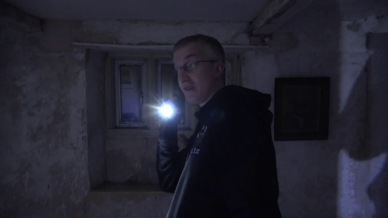 Paranormal Investigation at the Monks Retreat