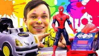 видео Человек-паук
