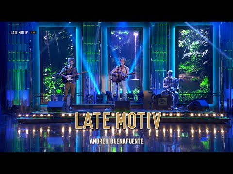 "LATE MOTIV - Ivan Campo. ""The bloodhund and the fox""  | #LateMotiv243"