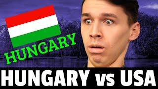 Baixar Living in Hungary vs.  Living in the USA