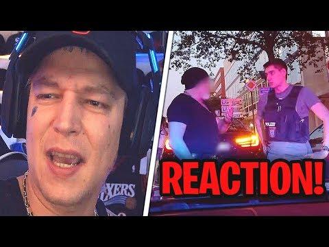 Reaktion auf POLIZEI vs. PS-PROTZE MontanaBlack Reaktion