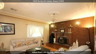 13270 The Gore Rd., Caledon L7C3C9 , Ontario - Virtual Tour