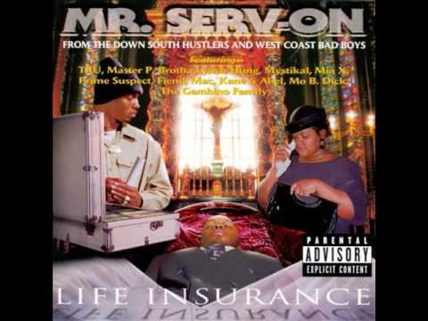 Mr. Serv-On - 5 Hollow Points (Ft. Big Ed, Fiend, Kane & Abel & Mia-X) HQ