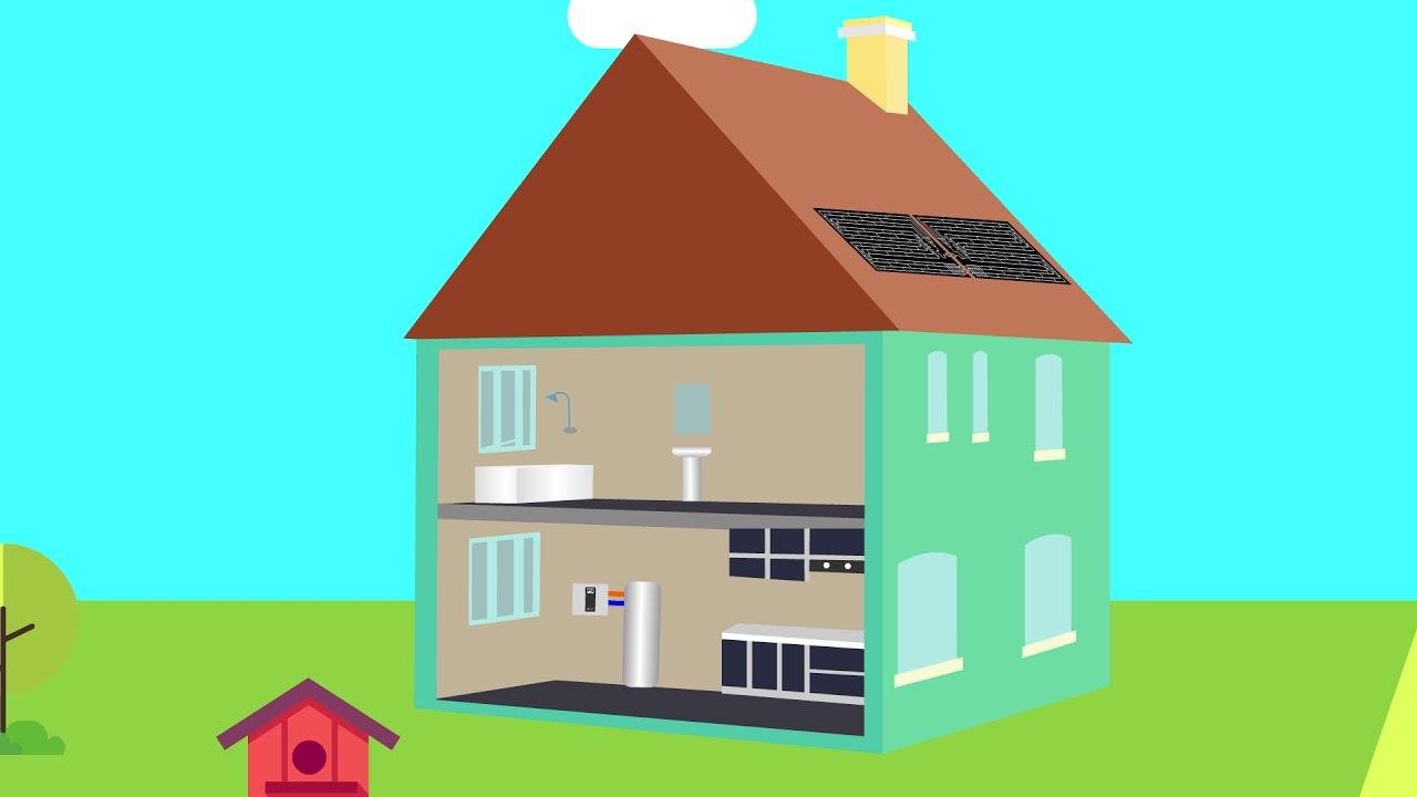 Solamics Bunsen Air |Solar Hot Water |Solar Water Heating | Solar ...