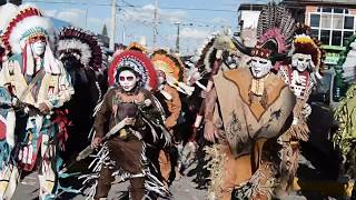 Danza de Apaches de la Santa Cruz - Valtierrilla 3