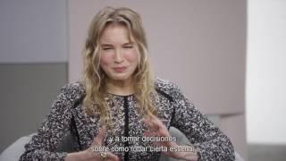 BRIDGET JONES' BABY - Entrevista con Renée Zellweger - CINEMANÍA