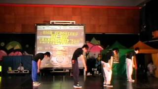 高主教書院 @ High Schoolers Hip Hop