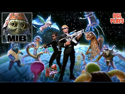 Men In Black: Global Invasion - Android Gameplay (GPS Based Game)