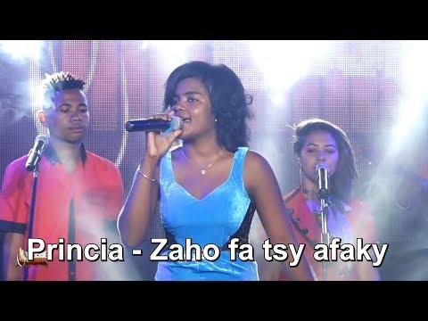 Princia - Zaho fa tsy afaky (Live Full HD 2017)