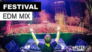 Electro House Festival Mashup Mix
