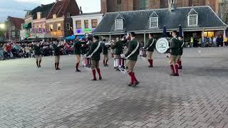 Trompetterkorps Alkmaar Taptoe Amersfoort 2019 Show Een Dag deel 1