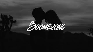 Imagine Dragons - Boomerang (Lyrics)