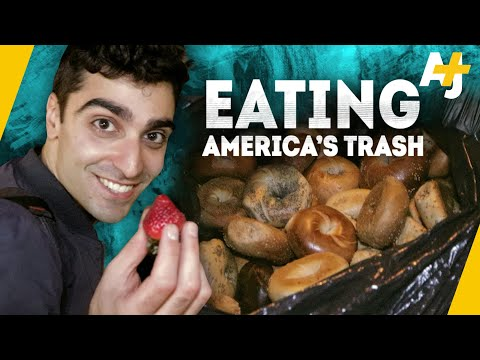 Why Do We Waste Perfectly Good Food In The U.S.?   AJ+