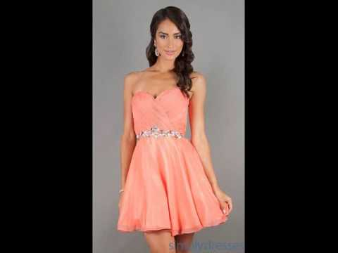 dress-in-coral-|vintage-coral-dress-outfit-samples