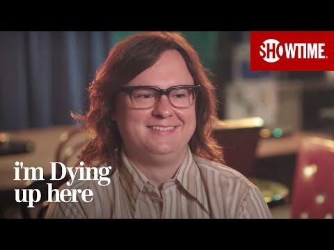 Clark Duke on Ron  I'm Dying Up Here  Season 1