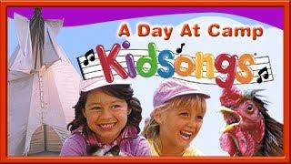 A Day at Camp part 2   Kidsongs   Top Nursery Rhymes   PBS Kid…
