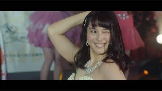 広瀬アリス、「新宿スワン2」でキャバ嬢に 胸元あらわなセクシードレスも 予告編公開