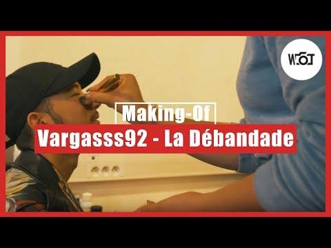 Dans les coulisse du tournage de Vargasss92 Avec William Thomas