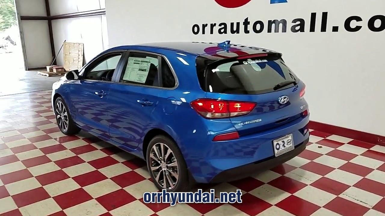 new 2018 hyundai elantra gt auto at orr hyundai new 017940 youtube youtube