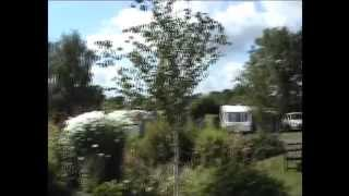 CARTREF CAMPING   SHROPSHIRE   JULY 2014