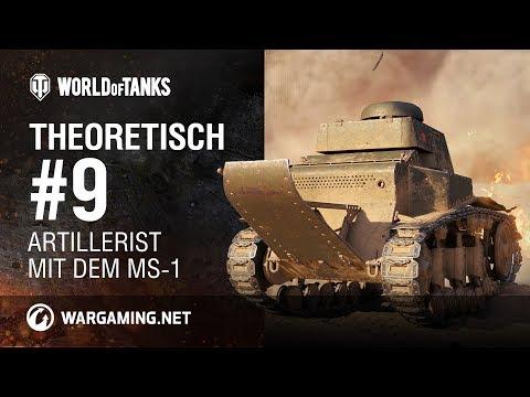 Theoretisch #9 [World of Tanks Deutsch] thumbnail