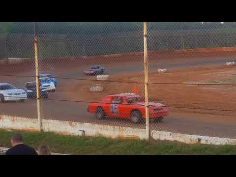 Factory Stock Heat Race @ 105 Speedway 3/31/18