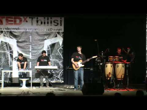 Musical Performance: TSU ART at TEDxTbilisi