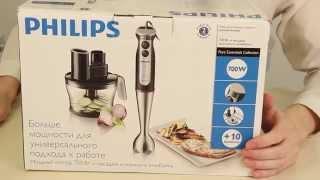 Видео обзор блендера Philips HR1377/90 - На что обратить внимание при покупке блендера?