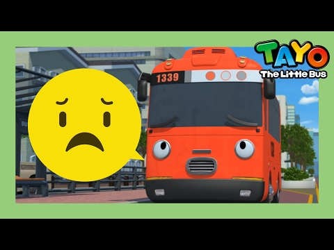 I'm a Little Adult l Learn Emotional Expression l Tayo the Little Bus