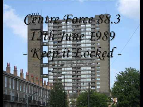 Centre Force Radio - 12th June 1989