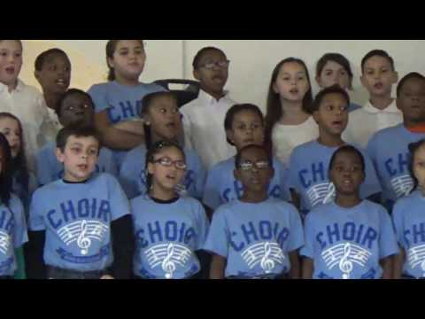Indian Head elementary school chorus song 3