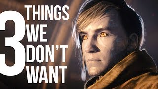 Destiny 3: 10 Things We DON